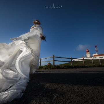 Wedding photographer Vicens Forns (vicensforns). Photo of 24 August