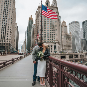 Wedding photographer Katie Velasquez (WindyCityProduction). Photo of 28 December