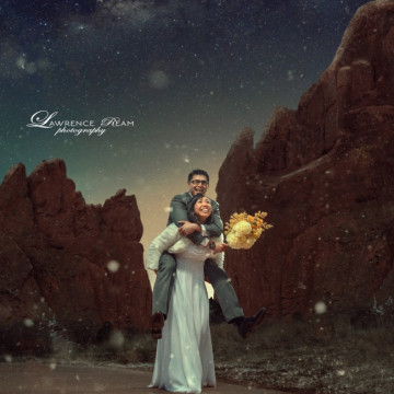 Wedding photographer Lawrence Ream (LawReam). Photo of 05 March