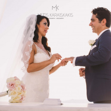 Wedding photographer Miltos Karaiskakis (karamiltos). Photo of 28 December