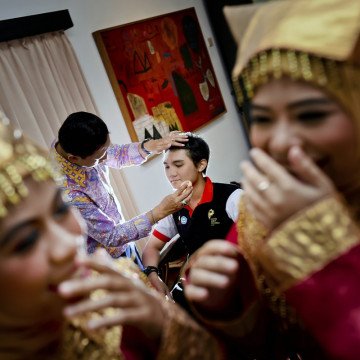Wedding photographer Puji Ariyanto (Ariyanto). Photo of 25 August