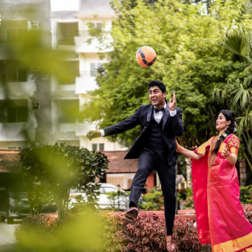 Wedding photographer Manikanda Prabu (Prabu). Photo of 18 March