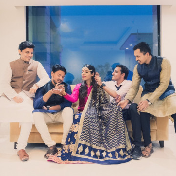 Wedding photographer Anuj Sahai (anujsahai). Photo of 26 November