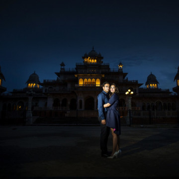 Wedding photographer Abhishek Tiwari (abhishek1976). Photo of 15 October