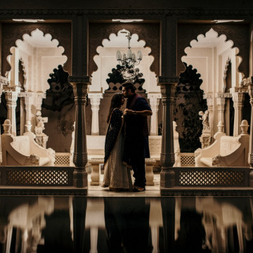 Wedding photographer Milan Bhavsar (yesimakestories). Photo of 06 December
