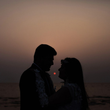 Wedding photographer Milan Bhavsar (yesimakestories). Photo of 29 November