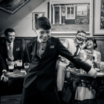 Wedding photographer Paul Duane  (paulduanephotographyireland). Photo of 04 February