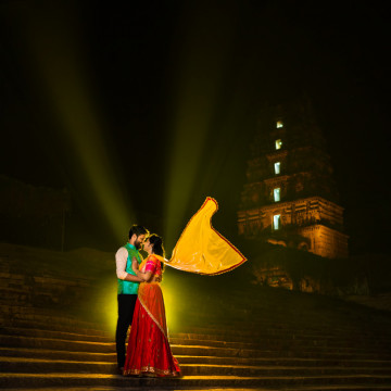 Wedding photographer Chaitanya Reddy (chaitanyareddy1223). Photo of 29 September
