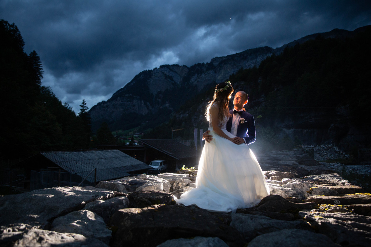 Wedding photographer Adrian Flütsch (fluetsch). Photo of 13 March